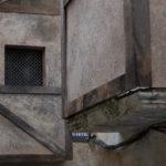 Balcones camuflados en la judería medieval