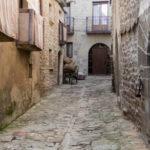 Ambientación en la judería medieval
