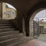Zona de la iglesia de San Esteban